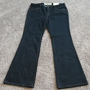 Ann Taylor flare jeans-10